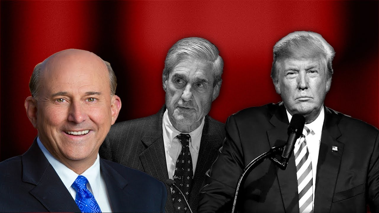 Judicial Watch - Rep. Louie Gohmert: Mueller Was On A Mission For Revenge