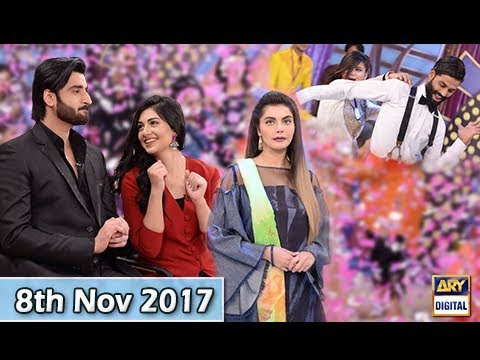 Good Morning Pakistan - 8th November 2017 - Ary Digital