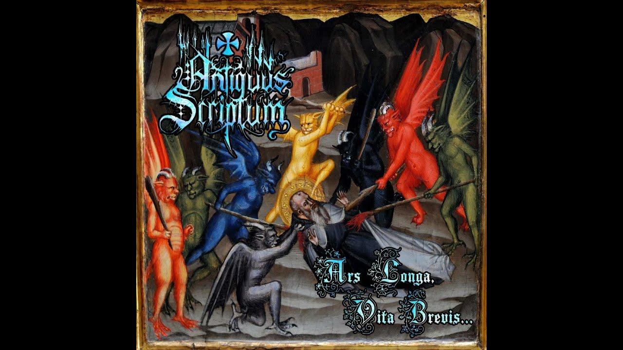 Antiquus scriptum ars longa vita brevis 2013 full for Vita brevis ars longa tattoo