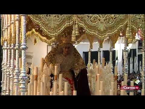 Virgen del Refugio de San Bernardo en la Plaza del Salvador 2018 from YouTube · Duration:  3 minutes 31 seconds