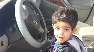 جواد ومفتاح السيارة / حيره