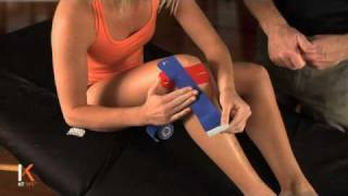 KT Tape: Lateral Knee Pain