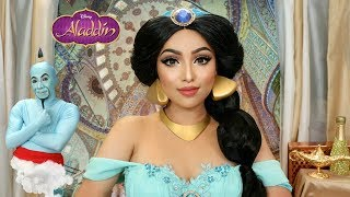 Disney's Princess JASMINE Transformation !!!