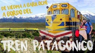 Del mar a la cordillera a bordo del Tren Patagónico