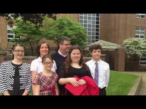Rachel's Senior Year 2015-2016 at New Philadelphia High School