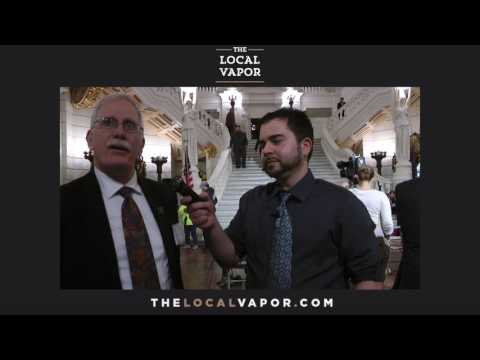 Ken Cala Interviews PVA Charles Huff
