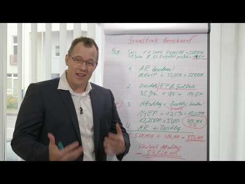 Wie Wird Die  Grundrente Berechnet - Ein Rechenbeispiel