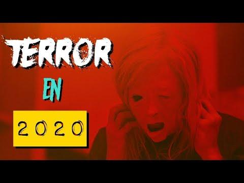 Las 7 MEJORES películas de TERROR de 2020 | TOP