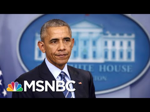 Obama: Young People's Activism Makes Me 'Optimistic' | MTP Daily | MSNBC