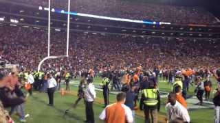 Repeat youtube video Auburn's Chris Davis wins the 2013 Iron Bowl (Winning endzone POV)