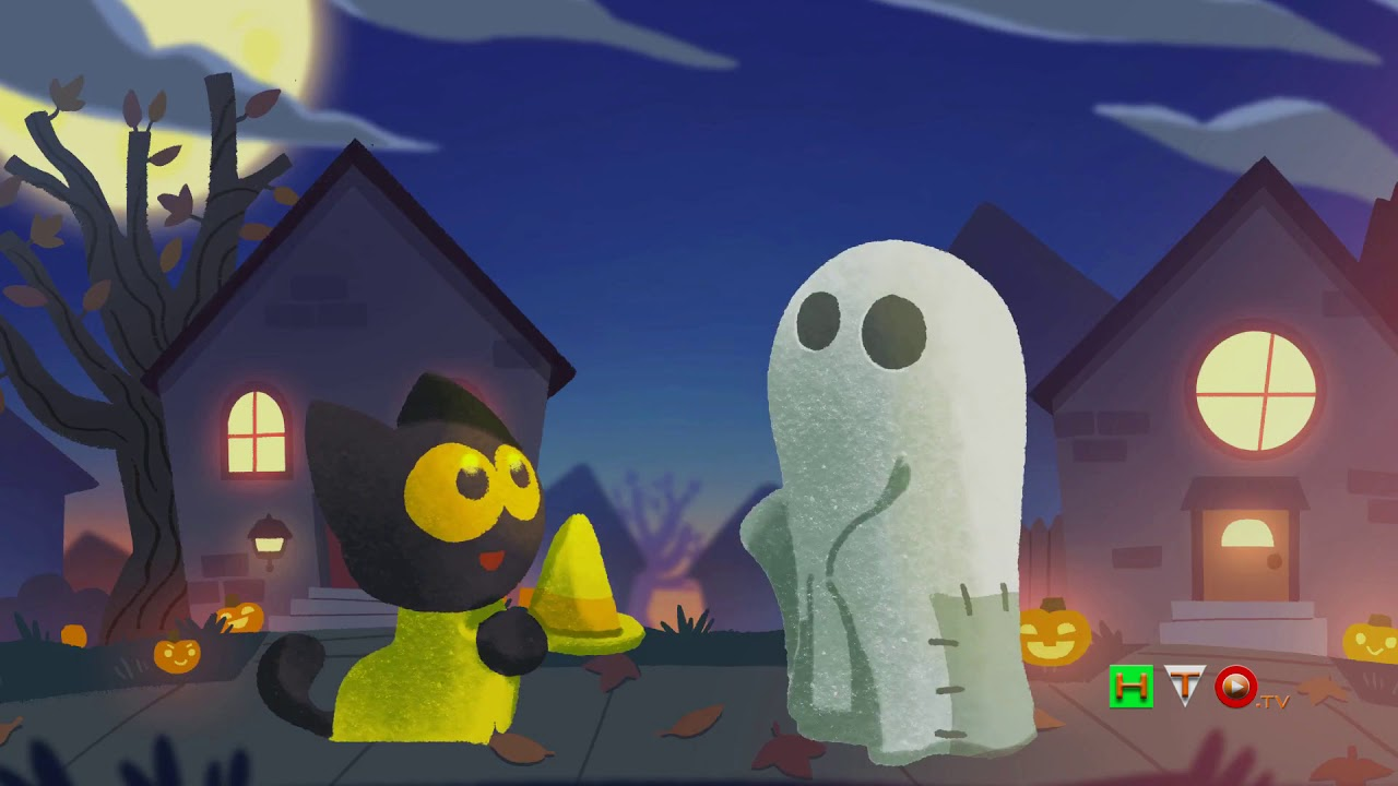 Halloween Google Doodle Brings Back Momo For New Magic Cat ...