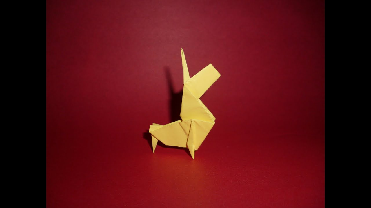 Origami Unicorn Instructions (Perry Bailey) - YouTube - photo#48
