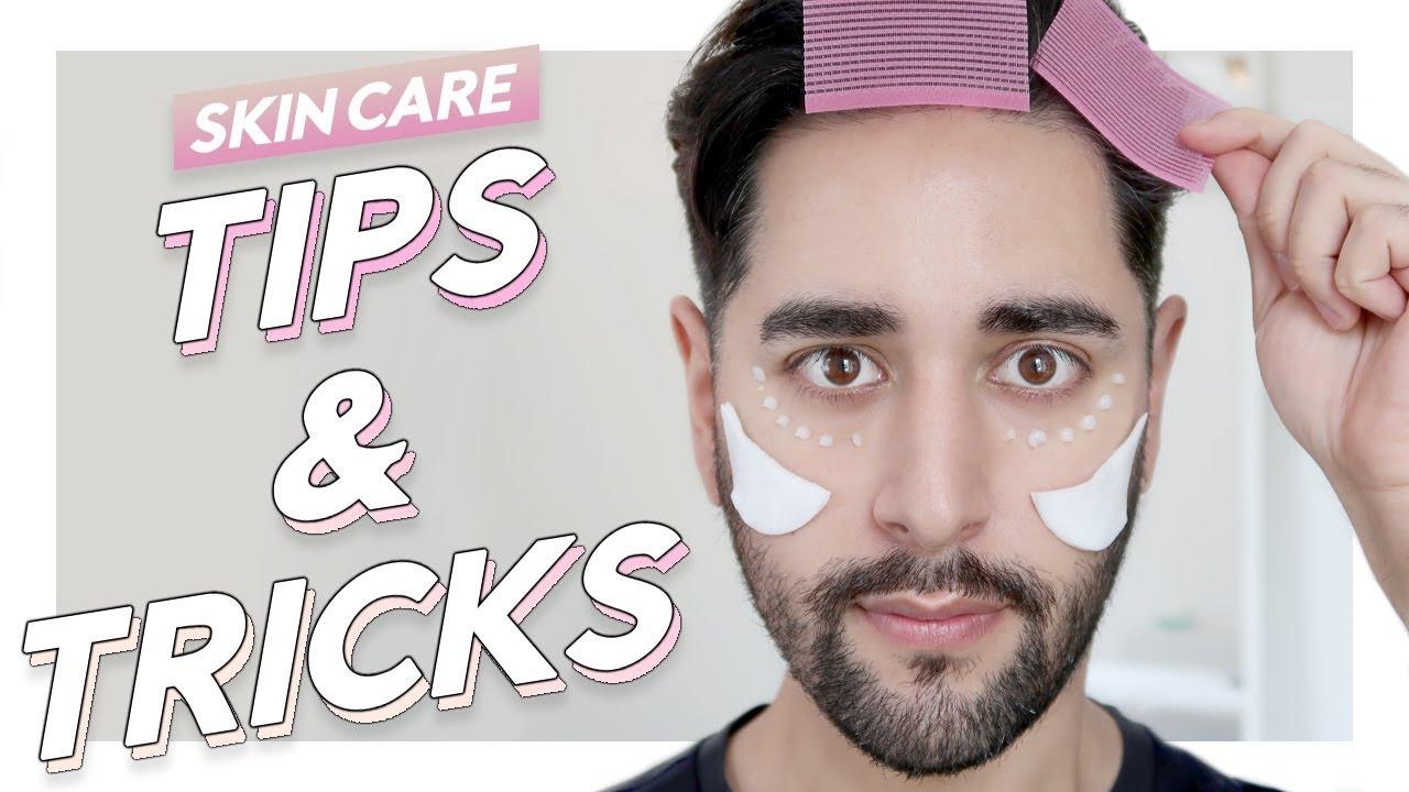 MORE SKIN CARE TIPS, TRICKS & HACKS! Tips for better skin ✖ James Welsh