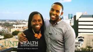 UNTHSC  School of Public Health -- Environmental & Occupational Health Sciences -- Community Health