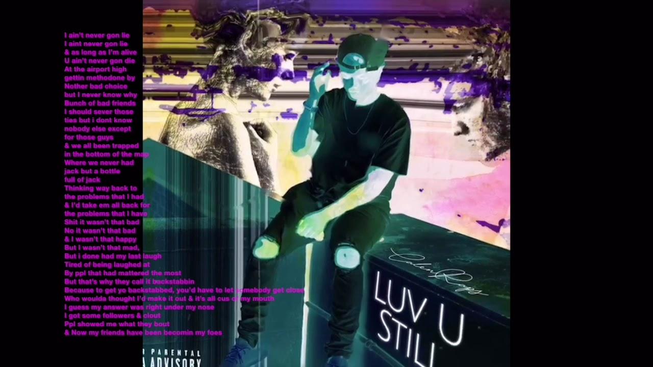 CalenRaps - Luv U Still (Official Audio) {Lyrics}