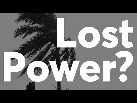 Lost Power? What You Should Do | Consumer Reports
