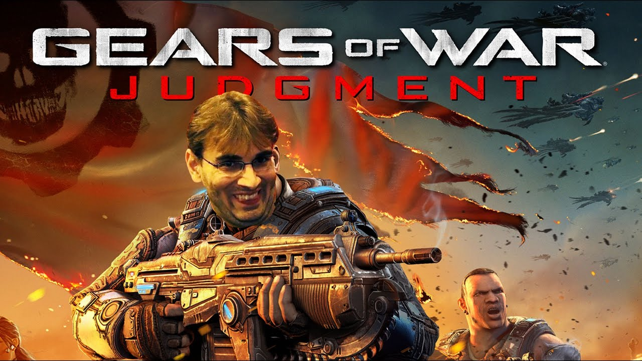 Gears Of War Judgment As Testemunhas YouTube