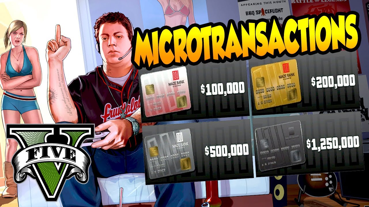 GTA 5 Micro-transactions的圖片搜尋結果