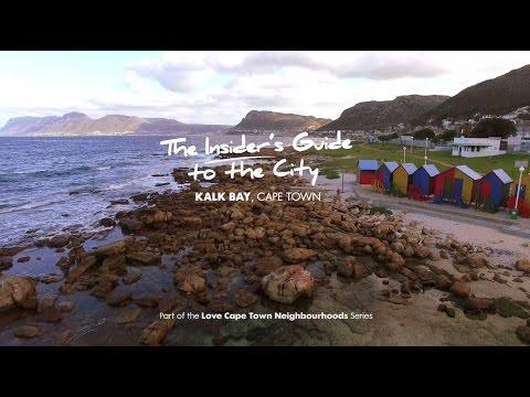 Kalk Bay: The Love Cape Town Neighbourhoods series