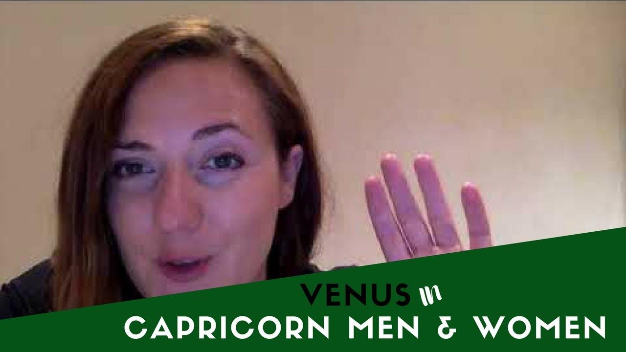 Venus in Capricorn Meaning for Men & Women or Masculine