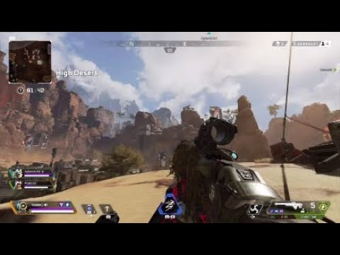 20 bomb! 4K damage?? Triple Take PS4 Apex Legends