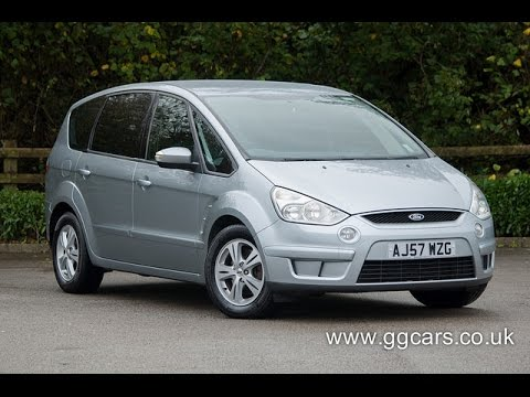 2007 ford s max youtube. Black Bedroom Furniture Sets. Home Design Ideas