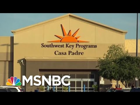 Trump Immigration Facility: 'Effectively, These Kids Are Incarcerated'   The Last Word   MSNBC