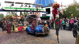 Parade Halloween Europapark 2018