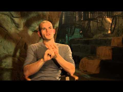 "Mad Max: Fury Road: Josh Helman ""Slit"" Behind the Scenes Interview"