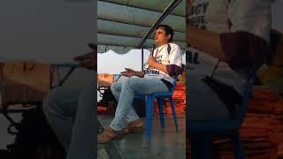 Babu Gogineni about Mahesh katti