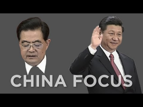 China's Power Transition: New and Old Leaders