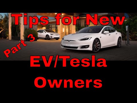 Tips & Hints for Beginner EV Owner Part 3 of 4   Electric Vehicle