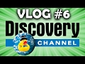 VLOG #6 - Tossing salad on Discovery Channel