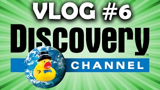 VLOG #6 - Tossing salad on Discovery Channel thumbnail