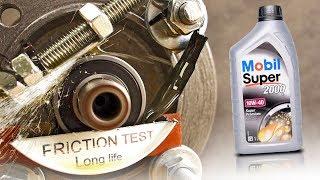 Mobil Super 2000 X1 10W40 po 11.400km Jak skutecznie olej chroni silnik?