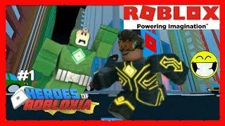 GW PAHLAWAN!!!! | ROBLOX Helden von Robloxia Indonesien | #1
