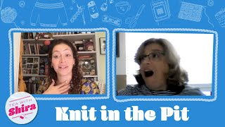 Hat Not Hate and Knit in the Pit remember Jon Giswold - Tea with Shira #80