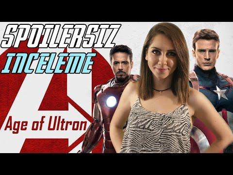 İnceleme: Avengers Age Of Ultron (Spoiler Yok)