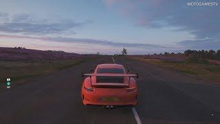 Forza Horizon 4 - 2019 Porsche 911 GT3 RS Gameplay