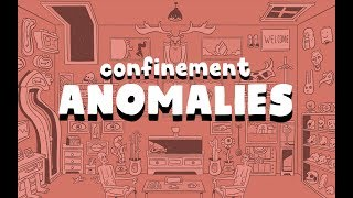 confinement-special-anomalies