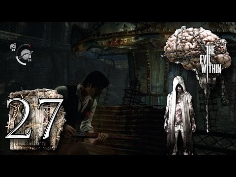 Let´s Play The Evil Within Part 27 (Karussell fahren!) Überleben (German)