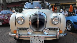 1952 NISSAN AUSTIN A40 SOMERSET COUPE  日産・オースチンA40サマーセット・クーペ【4K】