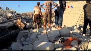 Nuevos ataques aéreos en Siria