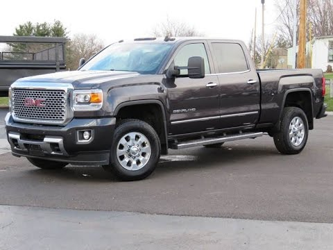 lift truck show node ebay duramax gmc denali sierra diesel