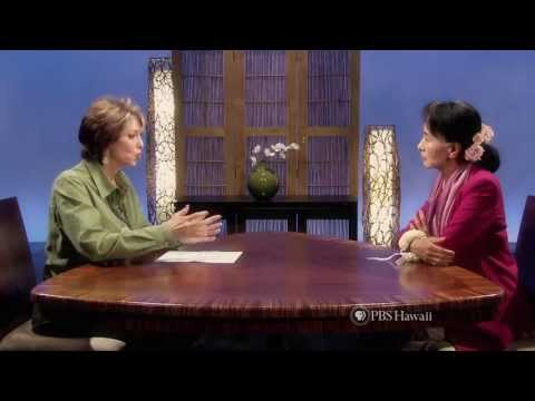 LONG STORY SHORT WITH LESLIE WILCOX: Aung San Suu Kyi | PBS Hawaiʻi