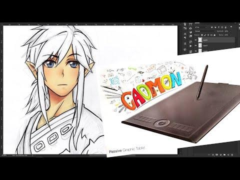 【REVIEW】Gaomon M10K Graphics Tablet - Cмотреть видео онлайн с youtube, скачать бесплатно с ютуба