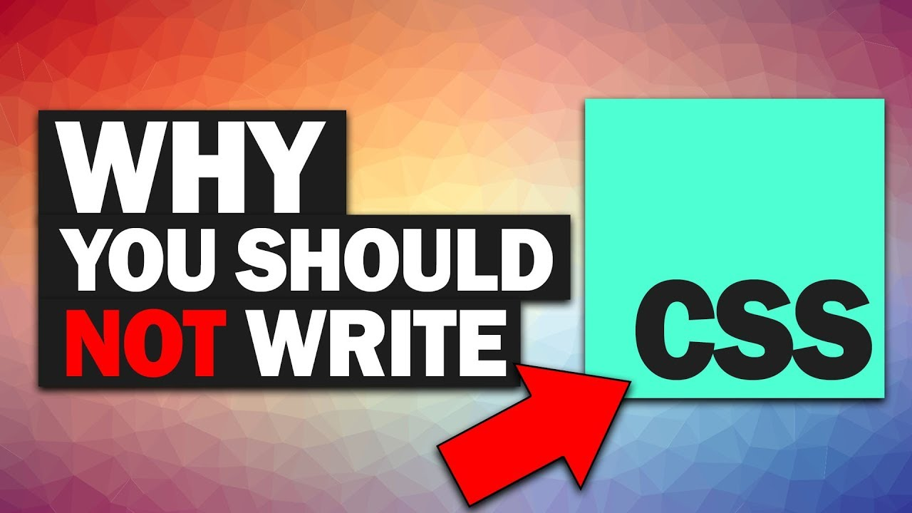 5 Reasons You should STOP write CSS and use Sass