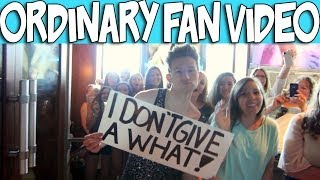 Repeat youtube video ORDINARY - FAN MUSIC VIDEO | RICKY DILLON