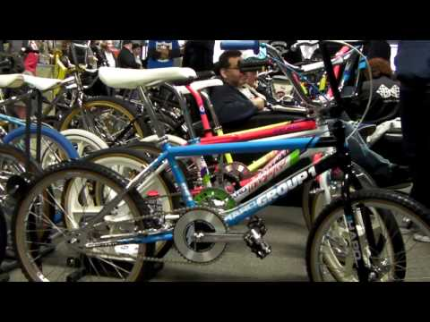 Albe's Annual Old School BMX Show!!