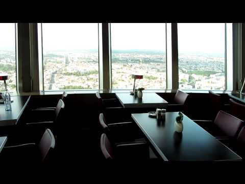 Revolving restaurant, TV Tower, Berlin